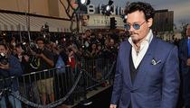 Johnny Depp Subpoenaed in Murder Case