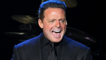 Luis Miguel -- Baby Mama says He's Using Wealth to Dodge Daddy Duties