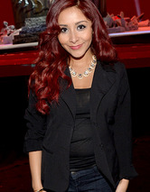 Snooki Debuts Her Baby Bump -- See the Firs