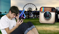 Instagram Crashed ... But Don't Blame Coachella