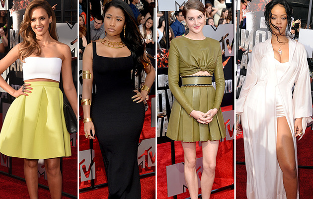 See the Best & Worst Dressed Stars From the MTV Movie Awards!