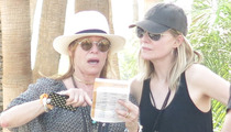 Michelle Pfeiffer and Kate Capshaw -- We're Too Old For This Crap