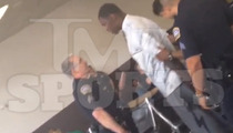 Aldon Smith -- 49ers Superstar Arrested at LAX ... Allegedly Yelled 'Bomb' in Airport [Video]