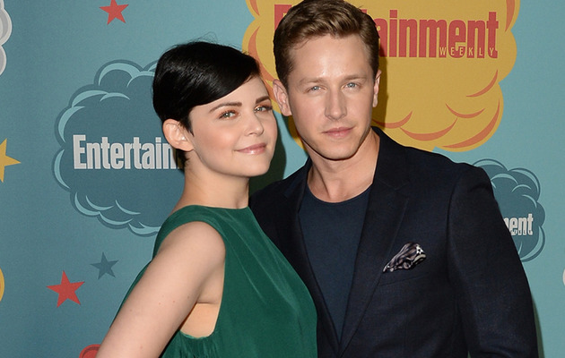 Ginnifer Goodwin Marries Costar Josh Dallas!