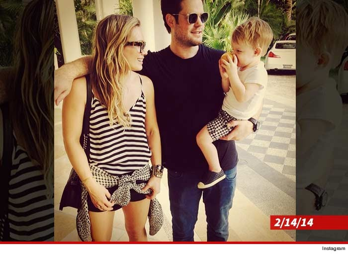Mike Comrie and Hilary Duff Back Together