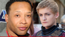 Jamal Anderson -- HUGE 'Game of Thrones' Nerd ... I WAS PUMPED TO SEE JOFFREY DIE!