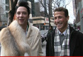 Johnny Weir to Victor Voronov -- There