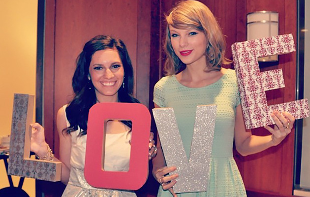 Taylor Swift Surprises Fan At Bridal Shower -- See The Photos!