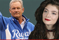 George Brett -- I'M FINALLY GONNA MEET LORDE ... After Inspirin