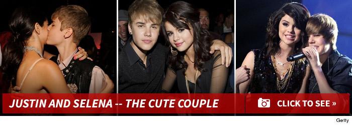 Justin Bieber and Selena Gomez Coachella