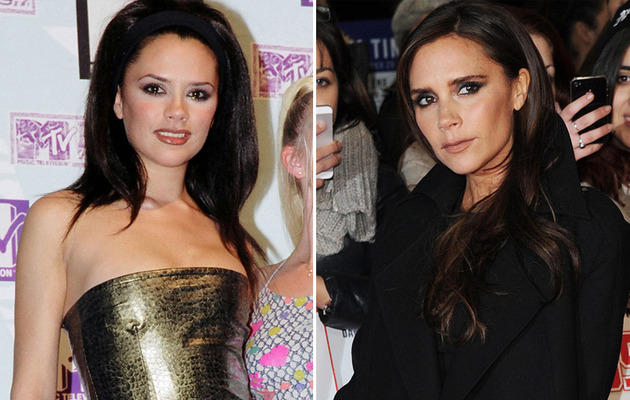 Victoria Beckham Turns 40 -- See More '90s Pop Stars Then & Now!
