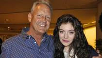 George Brett -- MEETS LORDE ... Before Vegas Concert