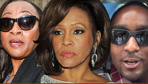 Whitney Houston's Family -- Nick's Not Welcome Here ... For ONE FULL YEAR