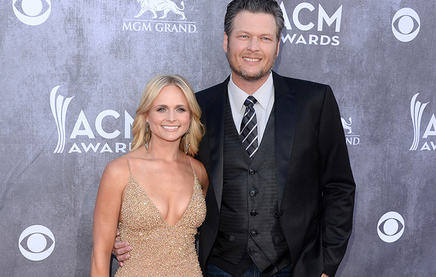 Blake Shelton & Miranda Lambert Joke About Split Rumors