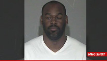 Donovan McNabb -- DUI Arrest In AZ ... Served Jail Time [Update]