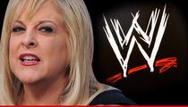 Nancy Grace -- PISSED OFF WWE ... Wrestlers Warned to Stay Away!!