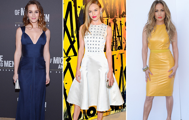 Leighton, J.Lo & More -- See This Week's Best Dressed Stars!