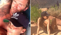 Victoria Beckham Celebrates 40th Birthday with Shirtless David Beckham