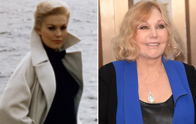 Kim Novak Speaks Out on Oscar Appearance -- What Happened to Her Face?