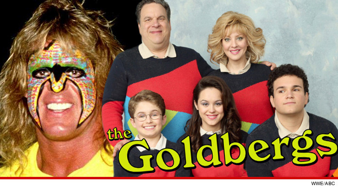 The Goldbergs Ultimate Warrior Tribute