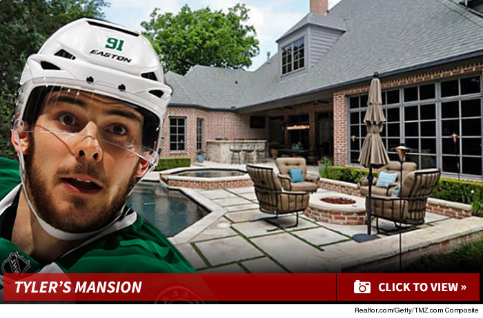 Tyler Seguin villa in Boston, United States