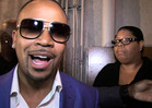 Columbus Short -- Dodges 'Scandal' Question ... REALLY Dodges Domestic Violence Questio