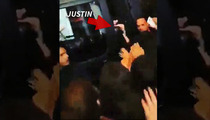 Justin Bieber Crashes Drake Bell's Album Release Party