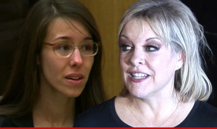Jodi Arias -- I Got Hepatitis C in Jail ... Now I'm Going After ...