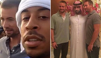 "Paul Walker's Brothers Spotted In Dubai for ""Fast & Furious 7"""