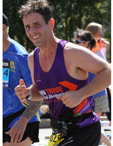 Joey McIntyre Runs In Boston Marathon -- How'd He Do?