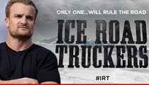 'Ice Road Truckers' Star Tim Zickuhr -- Charged with Kidnapping Prostitute [MUG SHOT UPDATE]