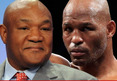 George Foreman -- Bernard Hopkins