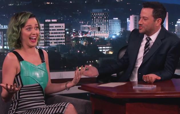 Video: Katy Perry Jokes About John Mayer Split!