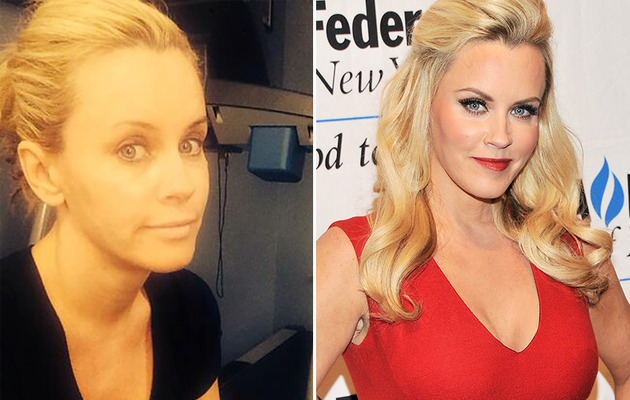 Jenny McCarthy Stuns In No-Makeup Pic