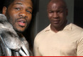 Riddick Bowe -- I Could Beat Mike Tyson ... RIGHT NO