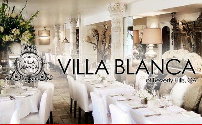 Lisa Vanderpump Former Villa Blanca Waitress Makes