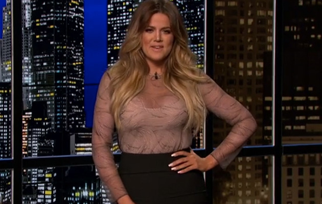 Khloe Kardashian Makes Sex Jokes About Brother Rob Kardashian