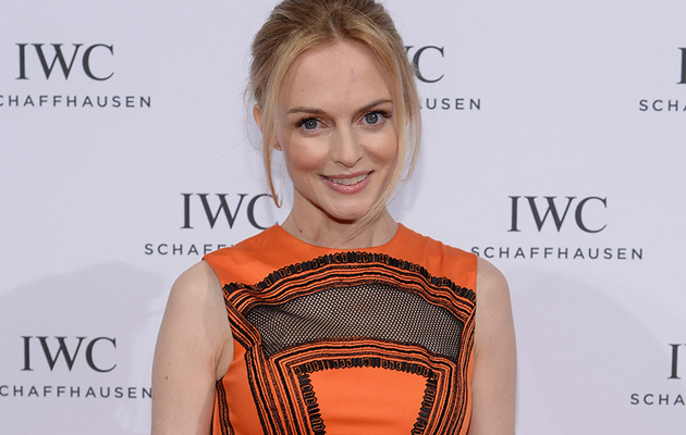"Heather Graham Talks Movie Business: ""It's Totally Sexist""!"