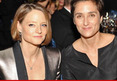 Jodie Foster Marries Girlfriend -- N