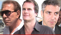 George Clooney's Biz Partner Rande Gerber -- George Wasn't Drunk When He Called Wynn an A-hole