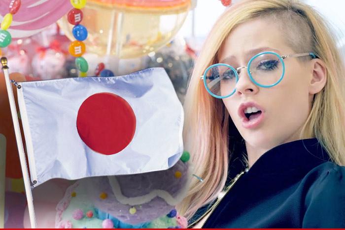 Avril Lavigne Hello Kitty Video Racist