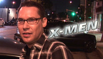 'X-Men' Director Bryan Singer -- I'm NO Kiddie Fiddler ... Now Go See 'X-Men'