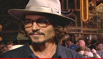 Johnny Depp Off The Hook in Bizarre Limo Murder Case