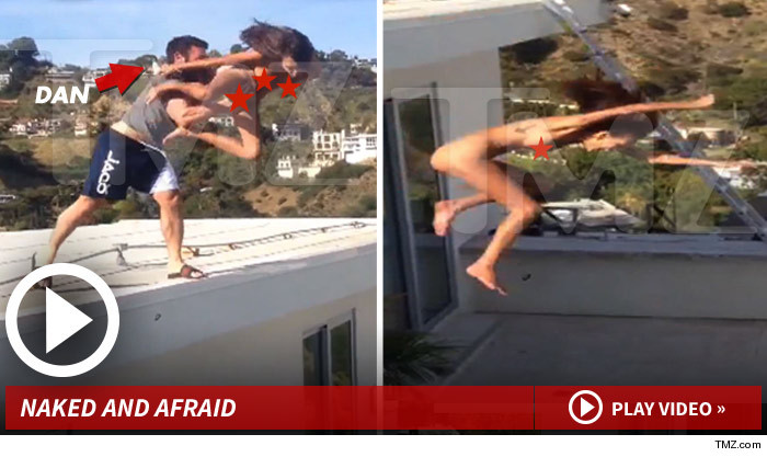 Dan Bilzerian Throws Porn Star Off Roof