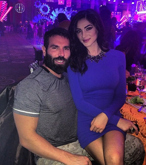 Dan bilzerian instagram girl dating