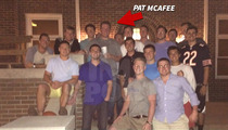 Indianapolis Colts Player -- Bought for $10k at Auction ... Ordered to Frat House