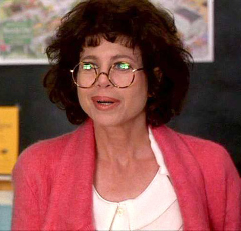"Twink Caplan is best known for playing the loveless teacher Miss Toby Geist in the 1995 must-see movie ""Clueless."""