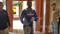Chris Paul -- Still Reppin' Clippers Gear ... In Wake of Sterling Audio
