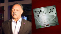 Jesse Jackson -- Calls for Symbolic Protest ... From Clippers Players