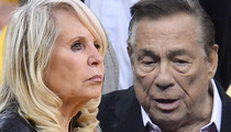 Donald Sterling's Wife -- He's Despicable and Prejudiced